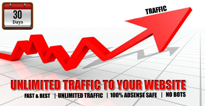 Unlimited Human Unique USA Targeted Traffic For 30 Days