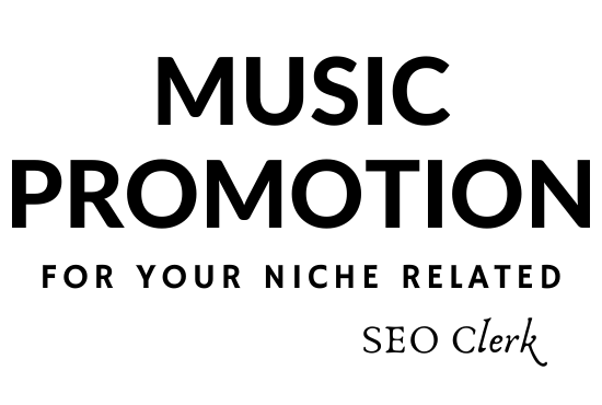 I can do organic music promotion for your niche related