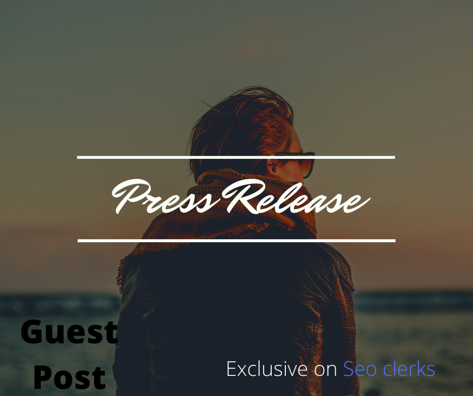I Will Write And Post A Press Release To Top 4 Business Sites