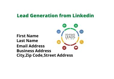 Get targeted lead from LinkedIn