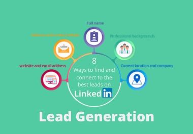 Get Tergeted Leads From Linkedin