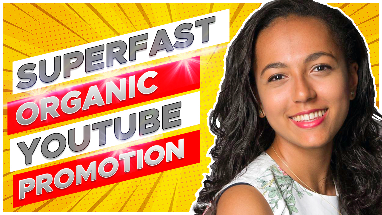 I will do Authentic and Organic YouTube Promotion