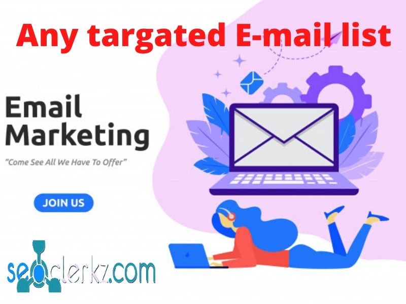 I Will do Targeted Email list for your Email-marketing.