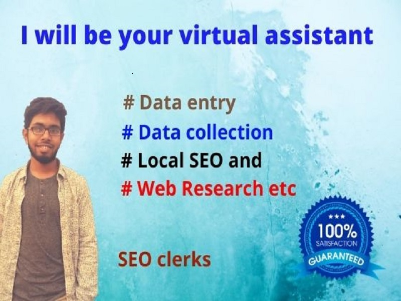 I will be your best virtual assistant website,  virtual pa,  real state,  administrative assistant