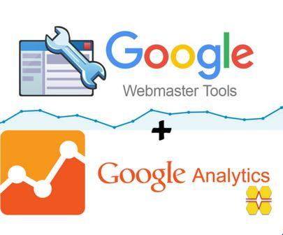 I will setup google analytics,  webmaster tools and sitemap creation