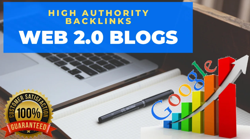 10 High Authority Web 2.0 blogs shared accounts