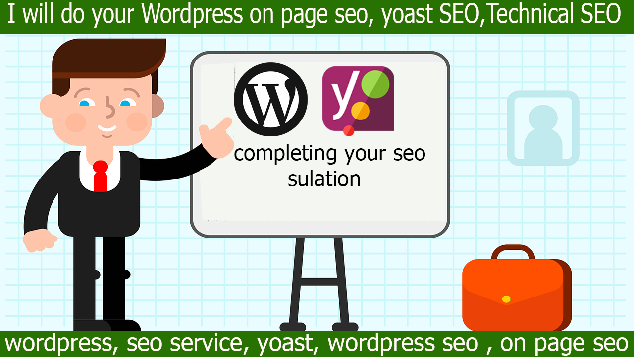 I do Completing Your WordPress On page SEO