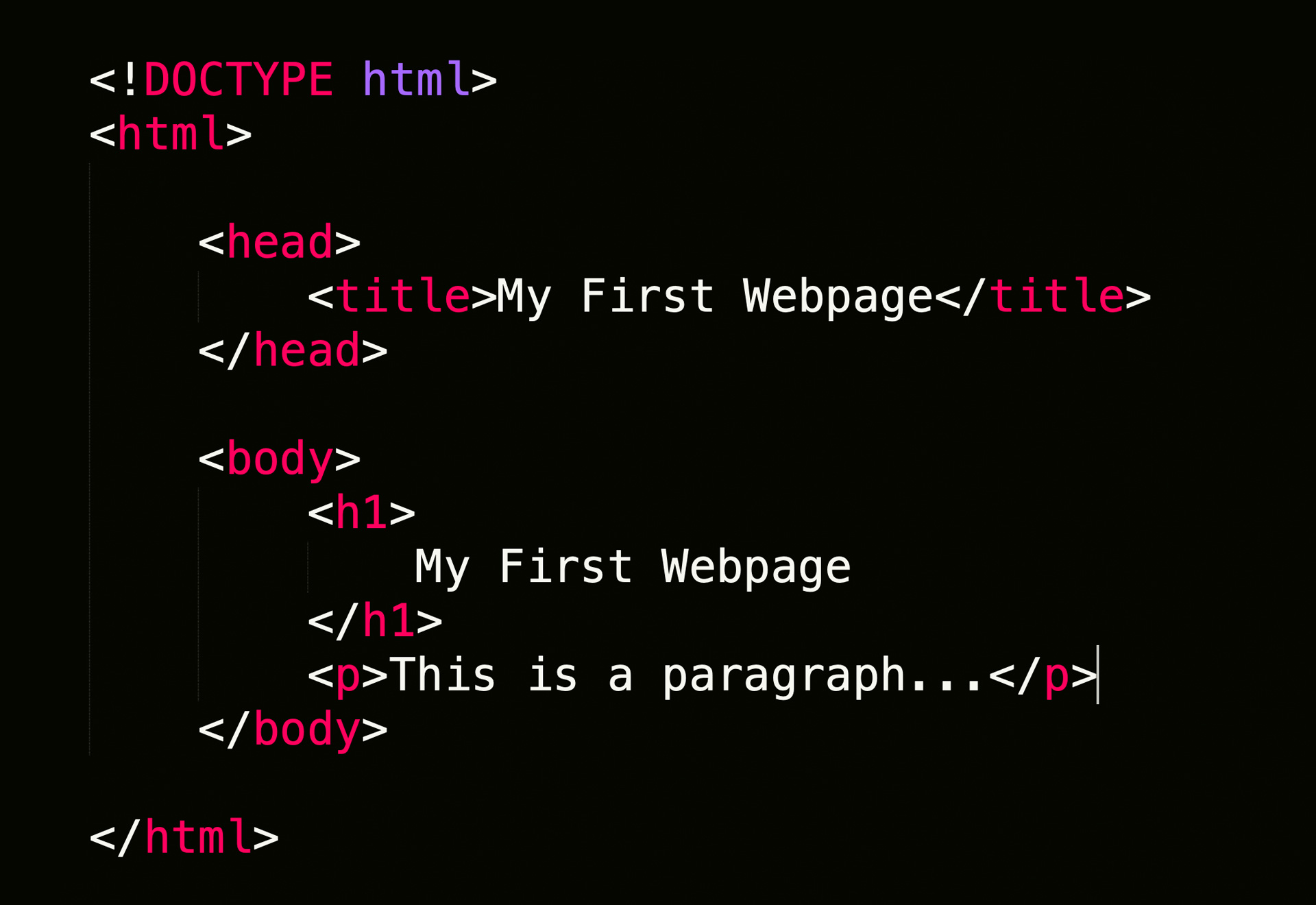 Create a web pages in HTML and CSS bootstrap