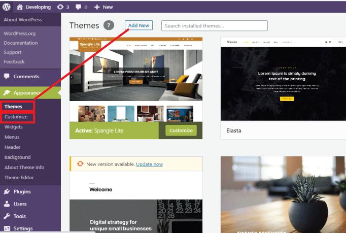 I will create a professional wordpress website design or blog