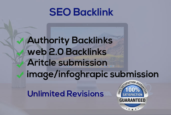 I Will Create a Unique Backlink for Your Website Rank Fast