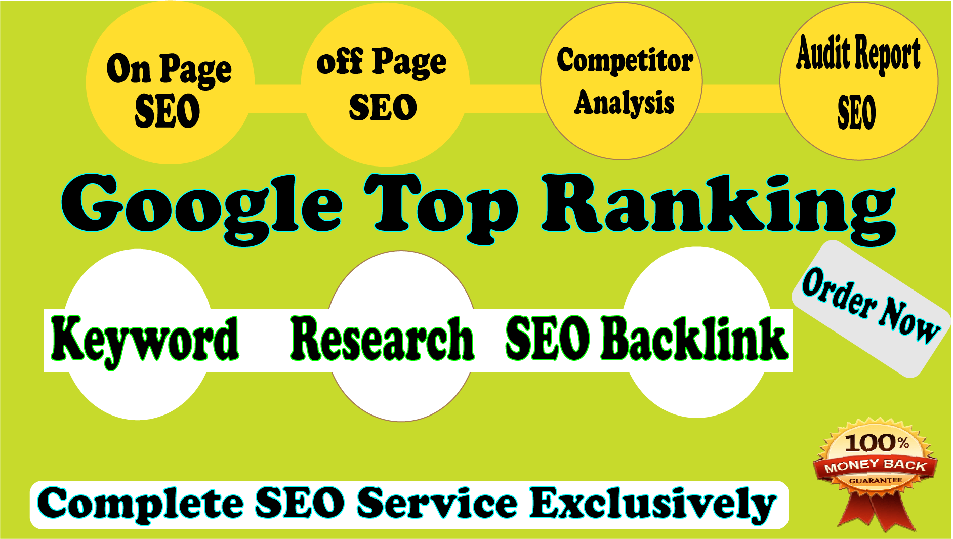 I will 200+ SEO back-links white hat manual link building service for google top ranking