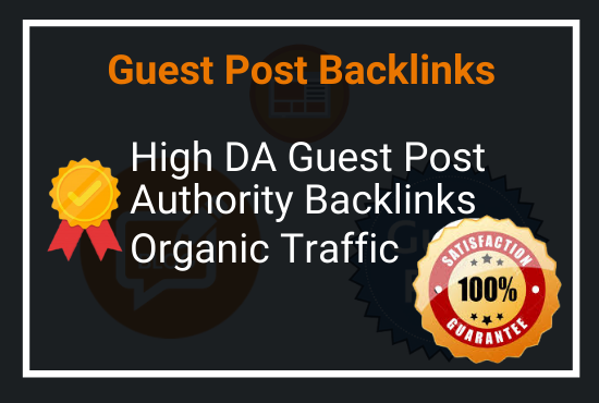 Firstly indexable High DA PA Guest post authority backlink on medium.com