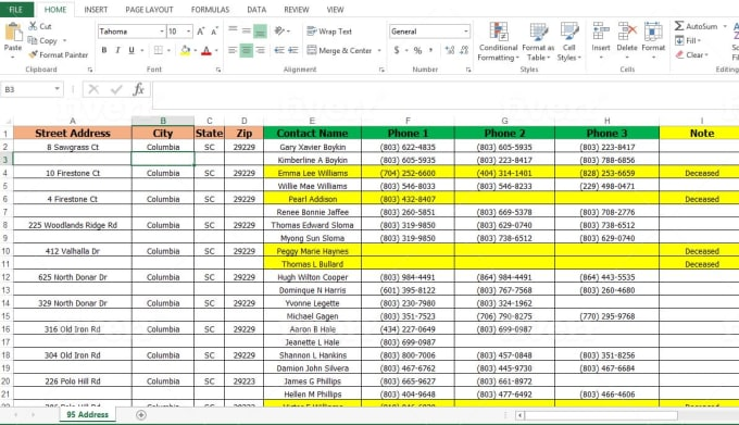 I Will Do Perfect Data Entry, Web Research, Word Excel, And Copy Paste