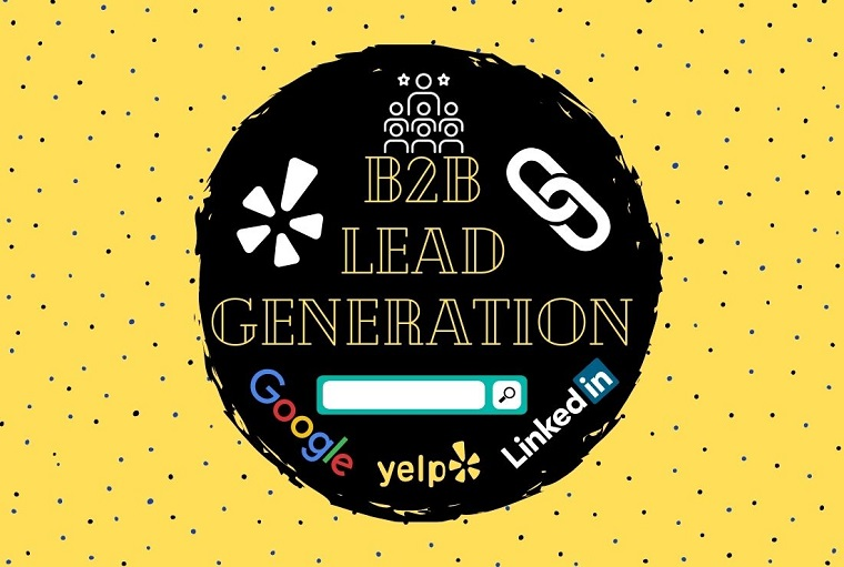 I will do 50+ b2b lead generation and data scraping