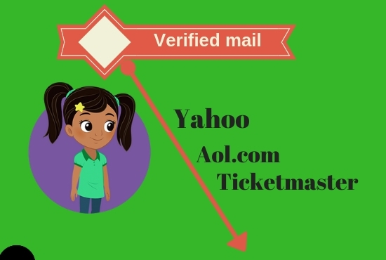 I will create any email account for you
