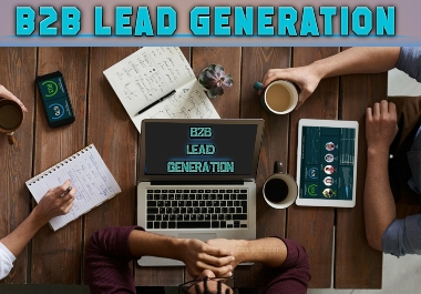 I will provide 80 unique targeted b2b lead generation