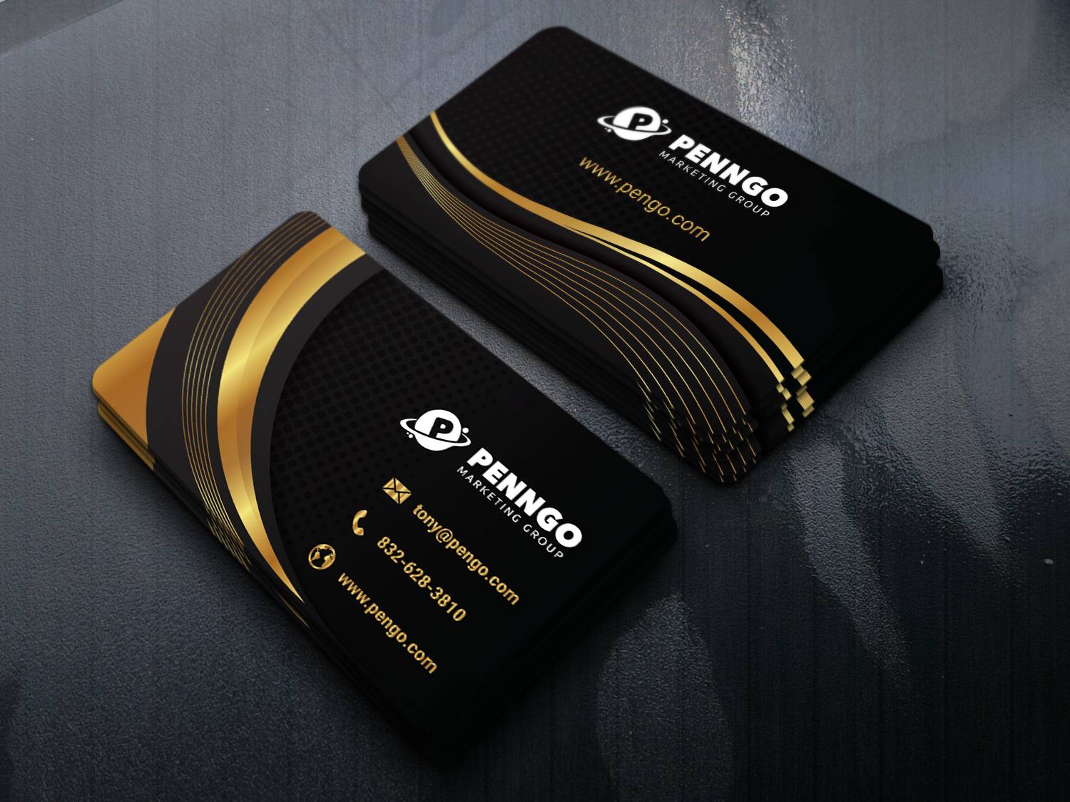 I will do professional business cards and stationary design