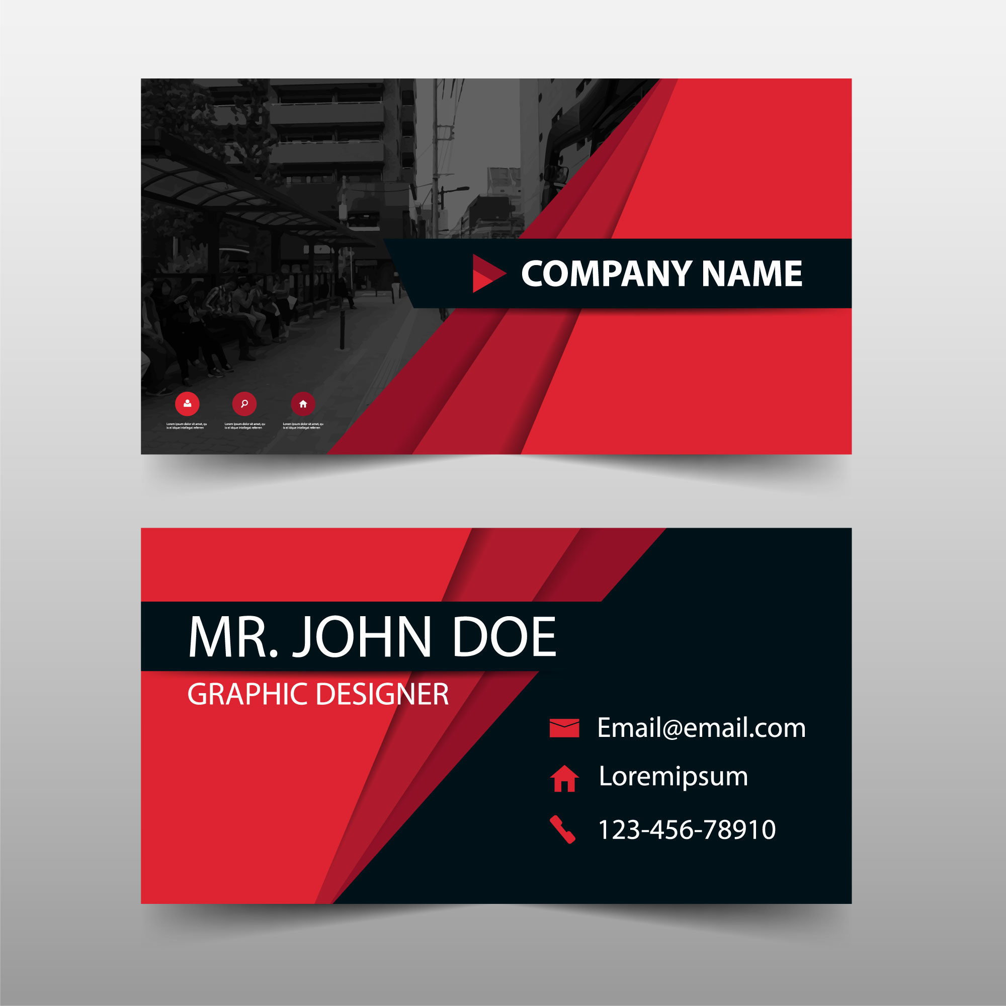 I will Design Professional And Attractive Business Card for you