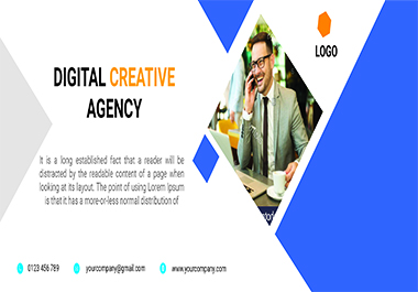 I will design Social media cover and banner.