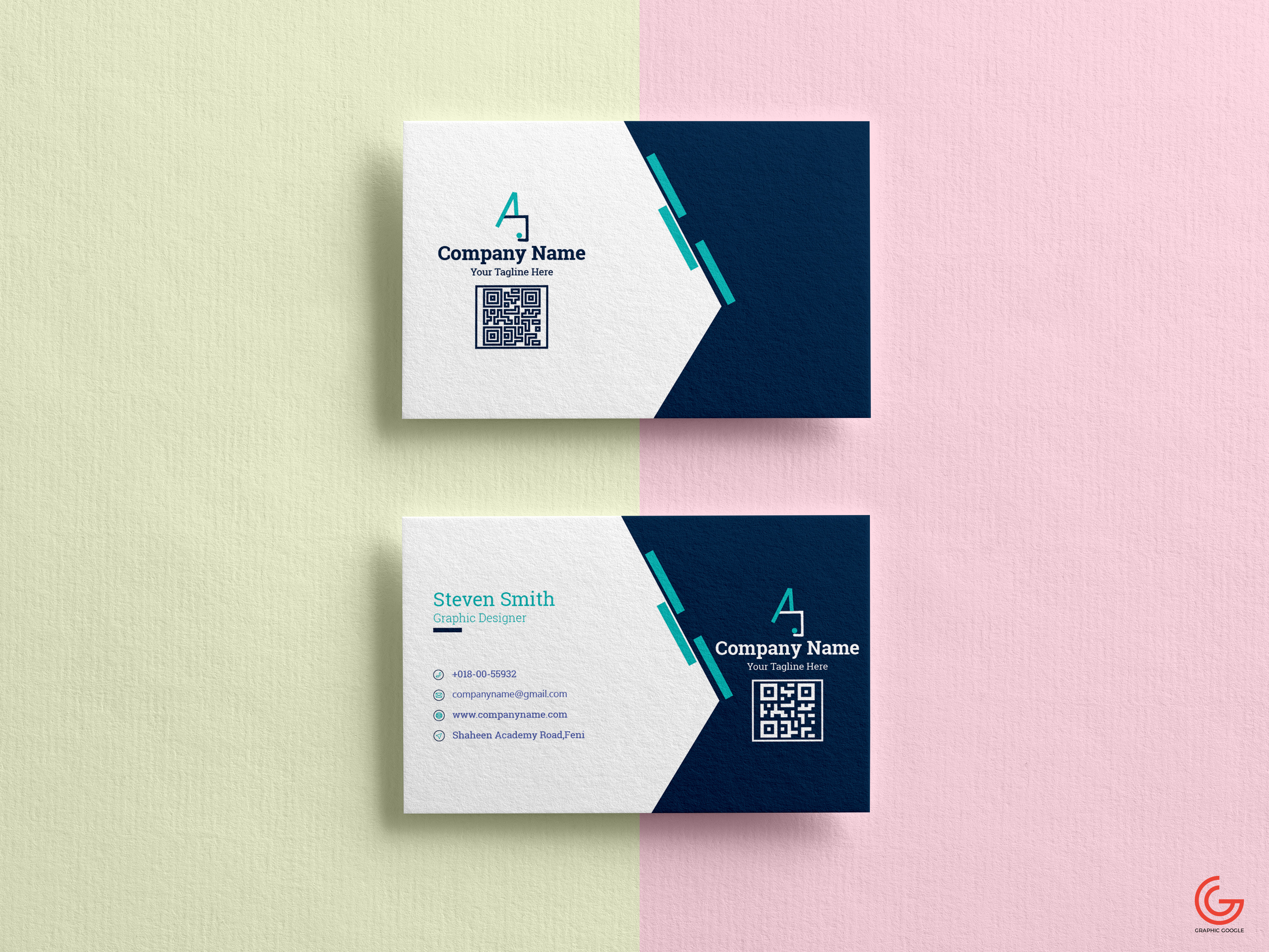 I will design professional business card, letterhead, stationary in print ready format express 3 hours