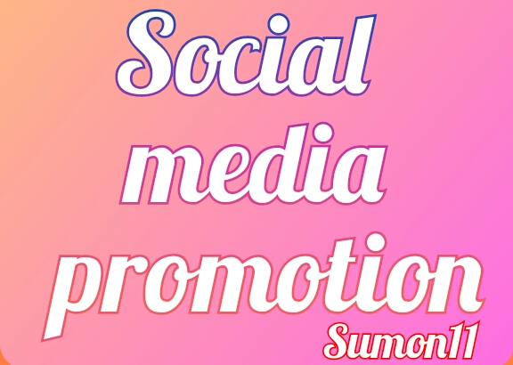 Active Social media promotion instant & safe