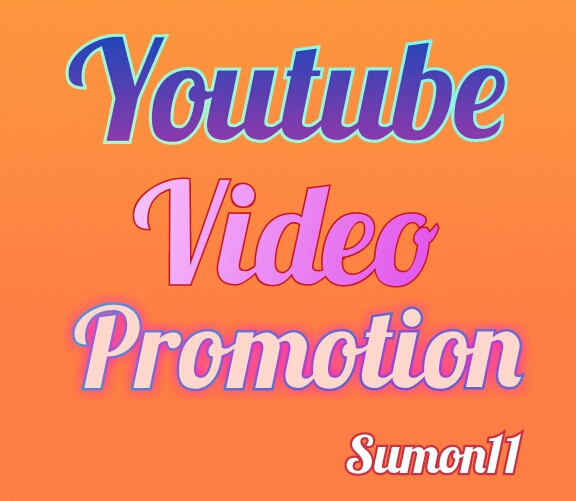 I will do promote youtube instant & safe