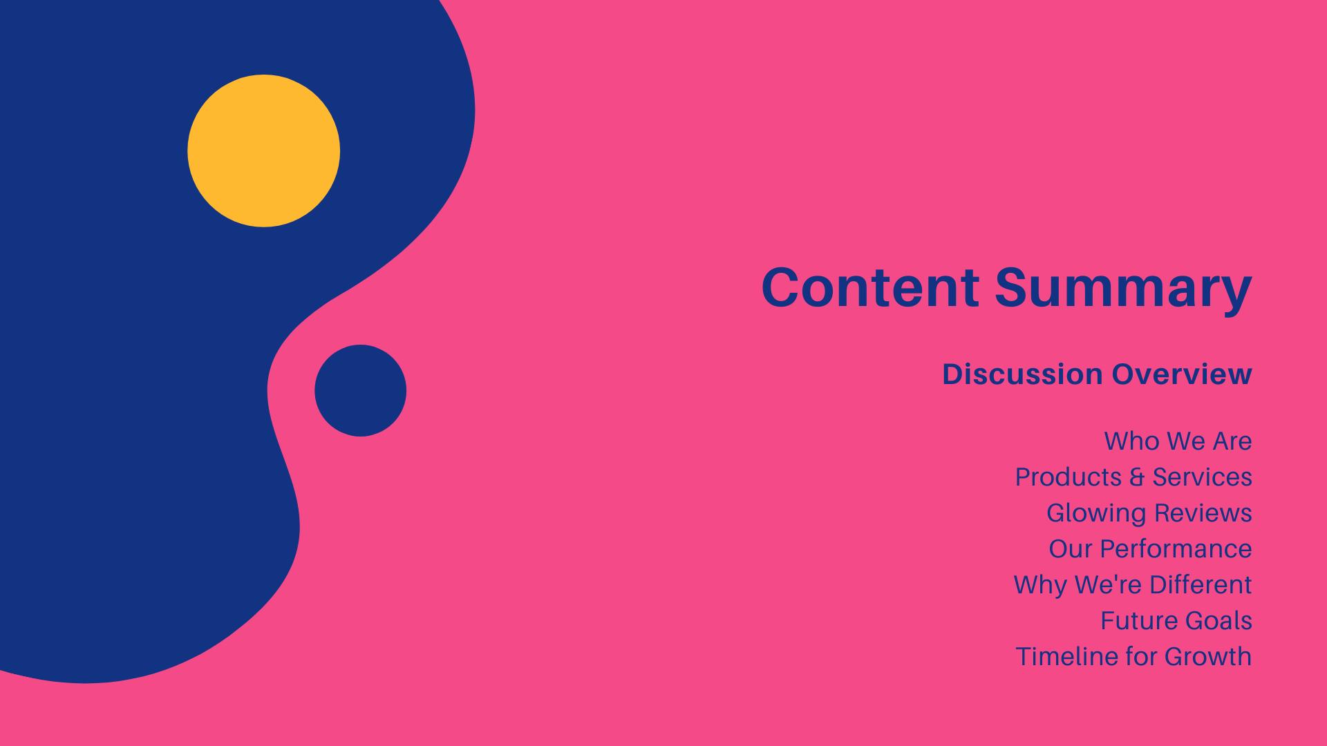 I will design your 10 slides Professional Presentations
