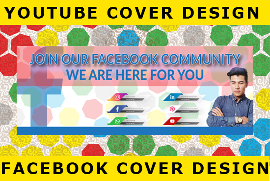 I will design unique any social media cover/banner in 12 hours