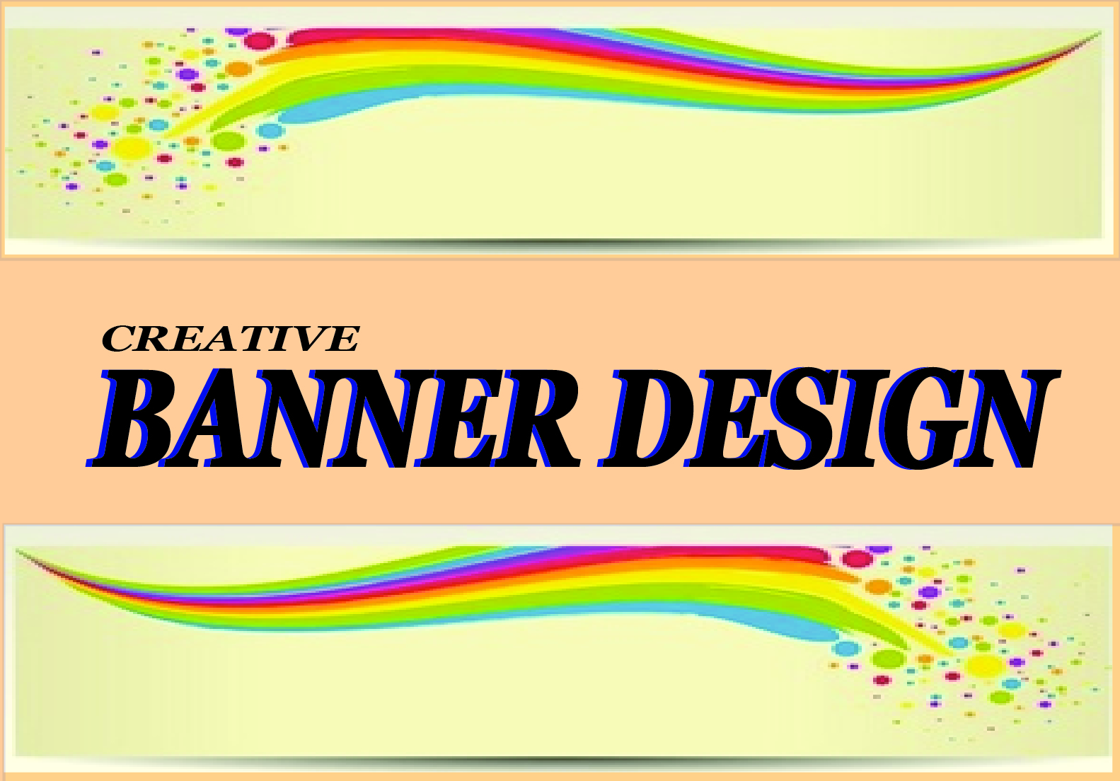 I Will Design Creative Banner For You