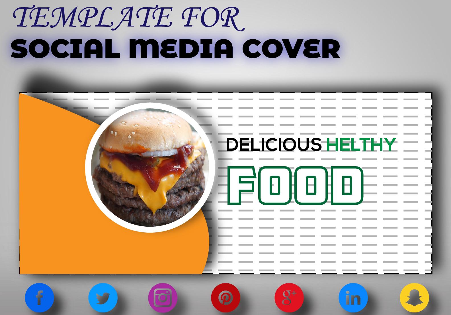 I Will Design Eye Catching Creative Social Midea Cover