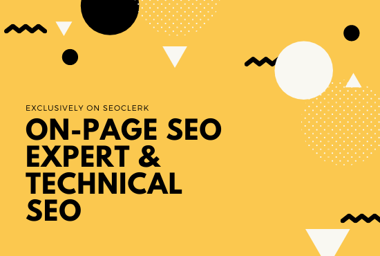 I'll do onpage SEO and Technical Optimization