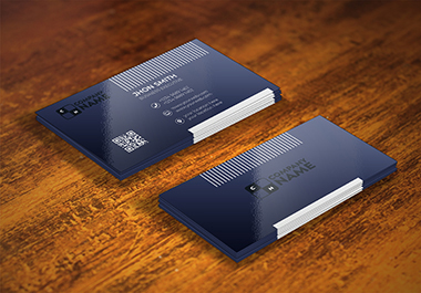 I will design attractive business card with print ready file