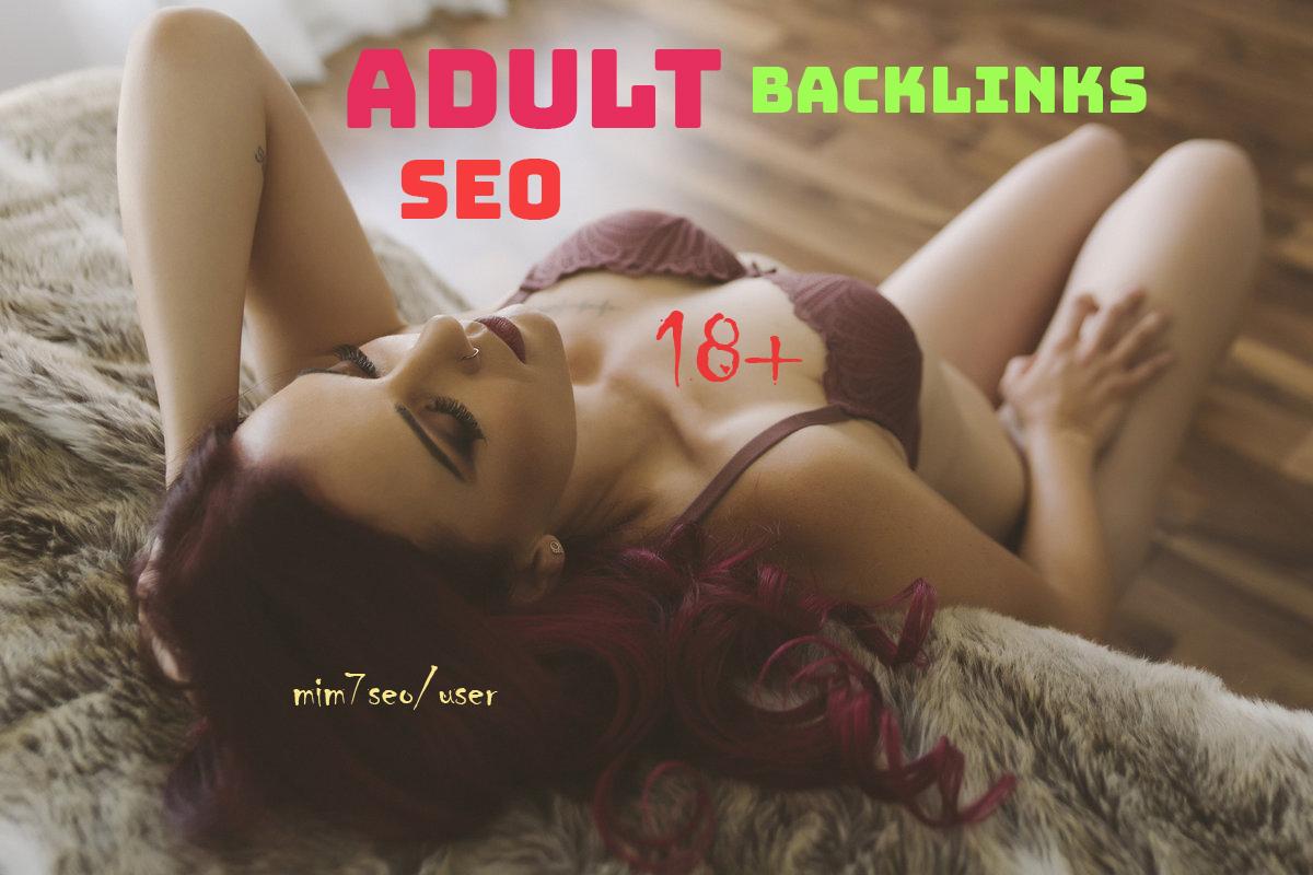 Create manual 60 EDU/GOV Profile Backlinks for Adult websites