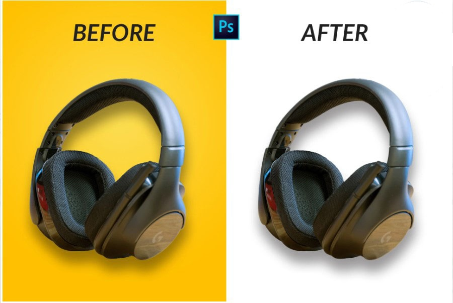 Photoshop editing background removal from images in 12 hrs