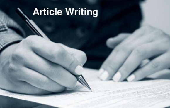 I will write 1000 Word SEO friendly articles and blog posts