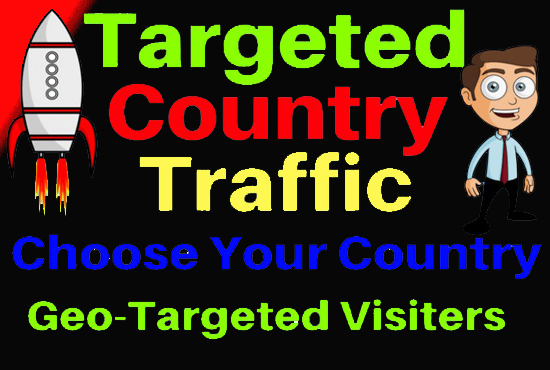 provide genuine web traffic to your website 5K world wide