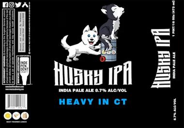i will design craft Beer label artwork