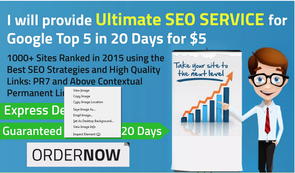 I will do ultimate seo service for page rankings
