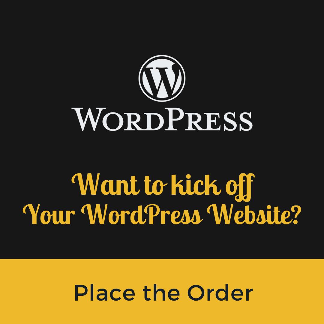 I will do WordPress Installation & Basic Customization