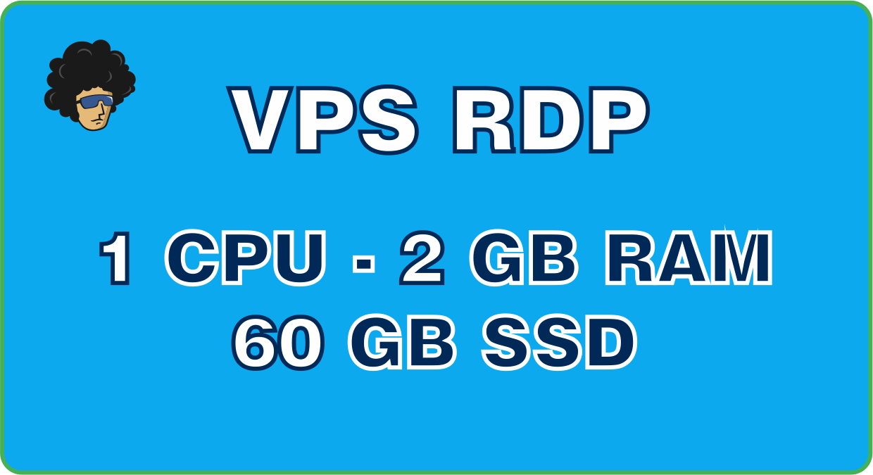 Provide VPS Windows/Linux 1vCPU 1GB RAM