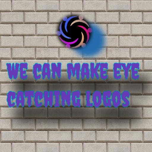 We create eye catching logos in short time.