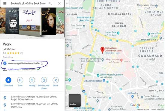 I will create, optimize, manage and rank google my business for local SEO