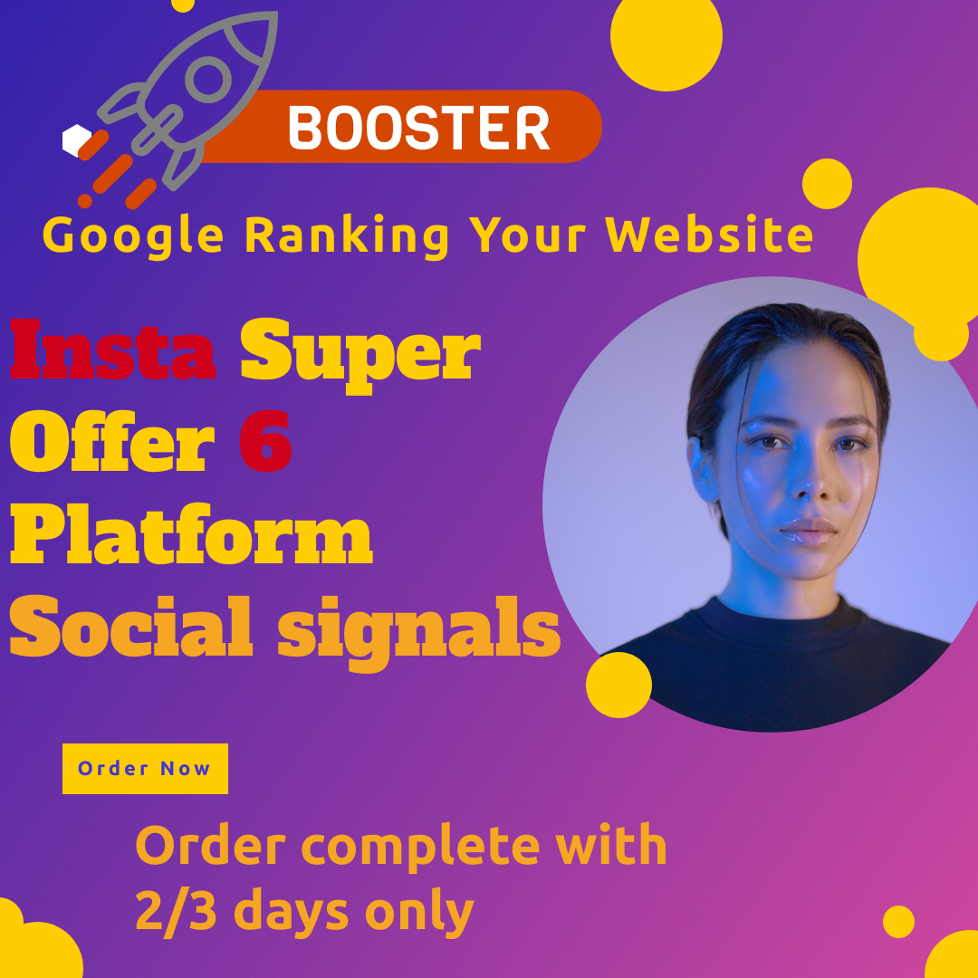 Insta Super Offer 25 Diigo/ 175 Tumblr/ 2500 Pinterest/ 4 Reddit/ 6 Xing SHARE FOR SEO Google Rankin