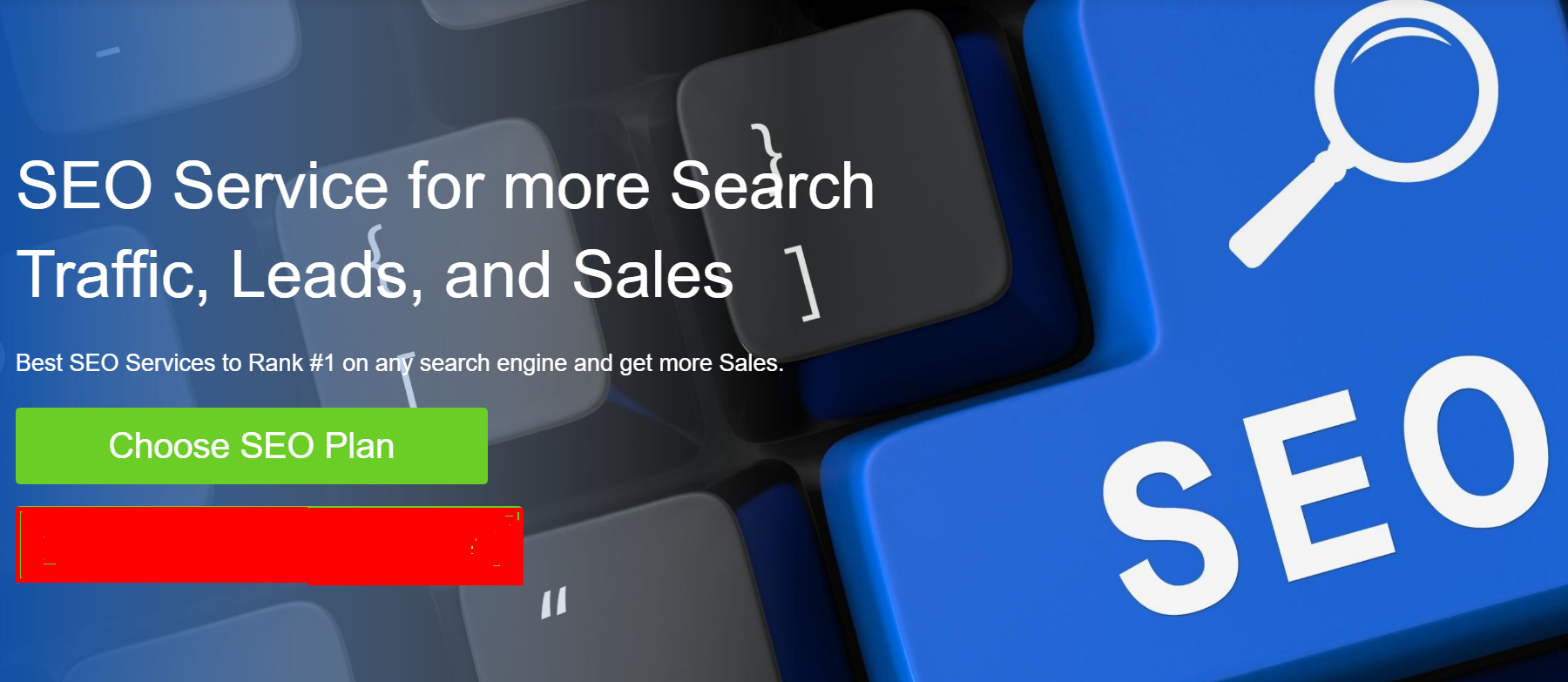 Improve Search Engine Ranking - Get our SEO Services
