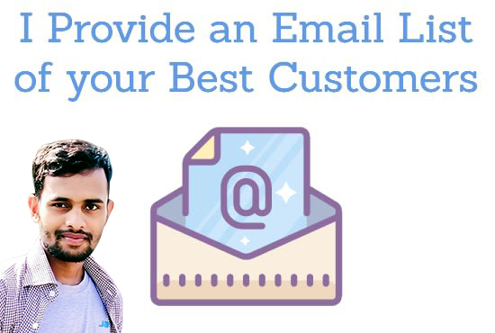 I will create an email lead list for any business niche