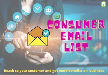 I will give you 1K niche based email list