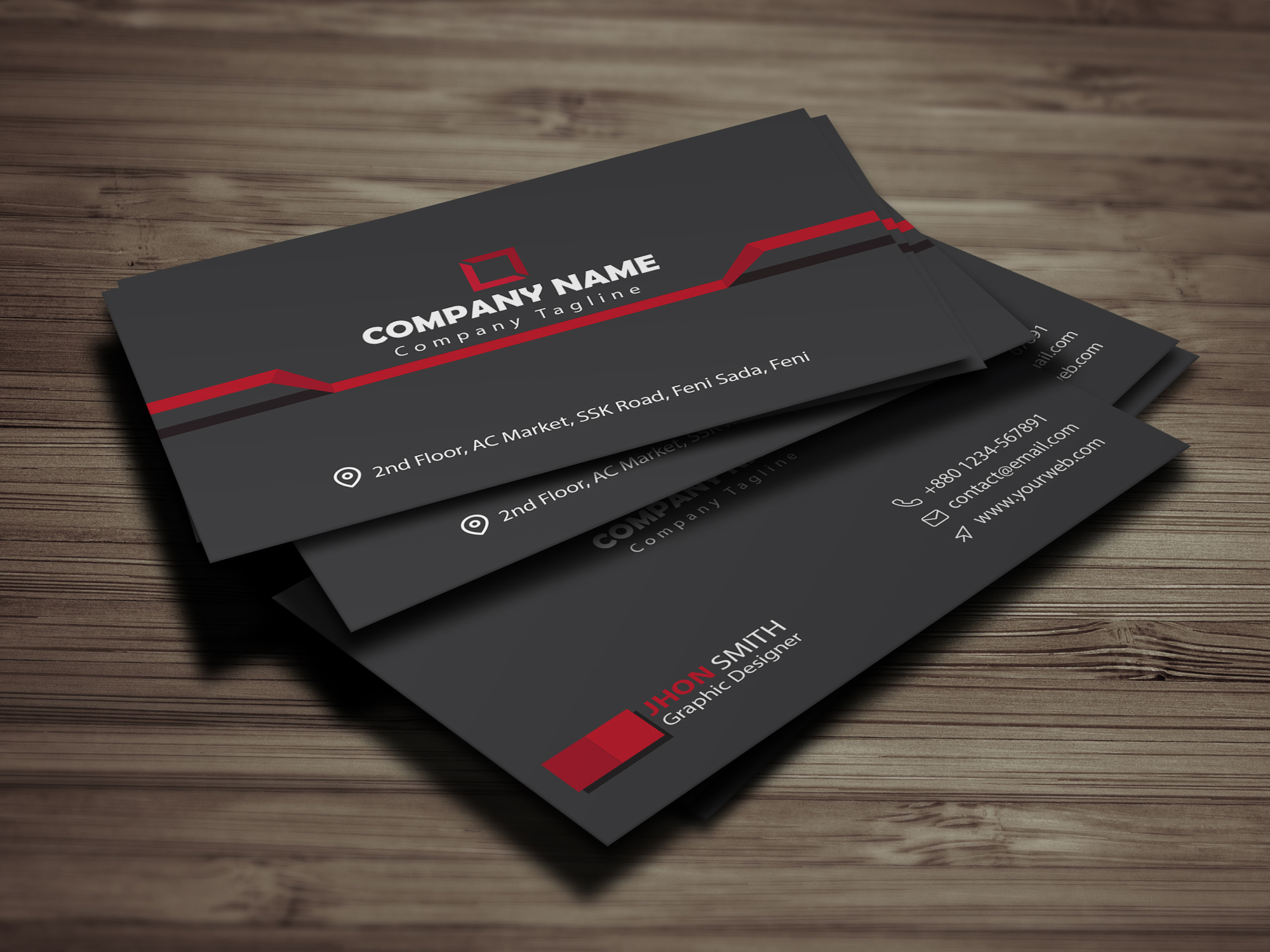 I will design minimal luxury business card, and unique modern business card design