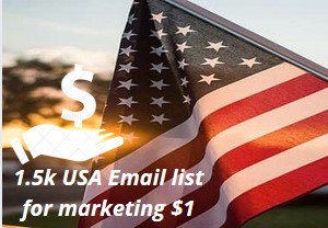 Creative USA Email list for Marketing