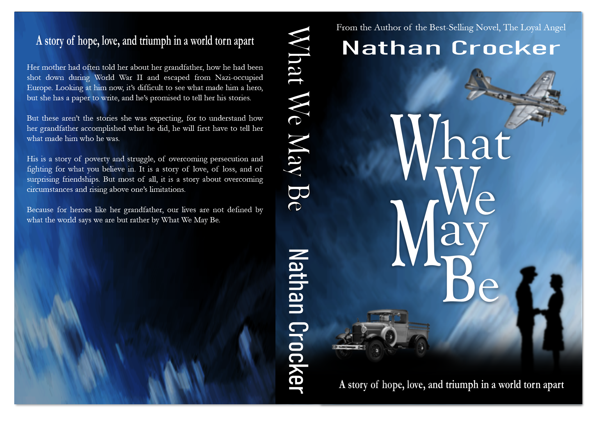 I will create book cover for you in 1 day