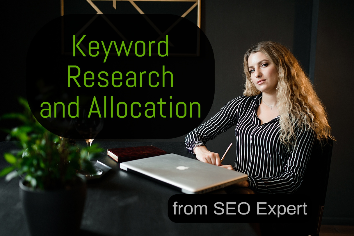 Keyword Research and Allocation